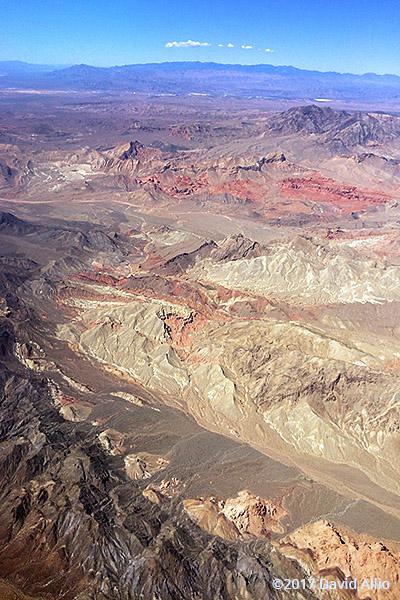 Bitter Ridge White Basin Nevada Americana Aerial Series
