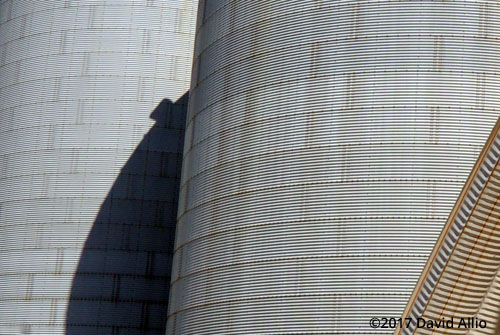 Seen and Unseen Cline Grain Fountain County Millcreek Township Kingman Indiana