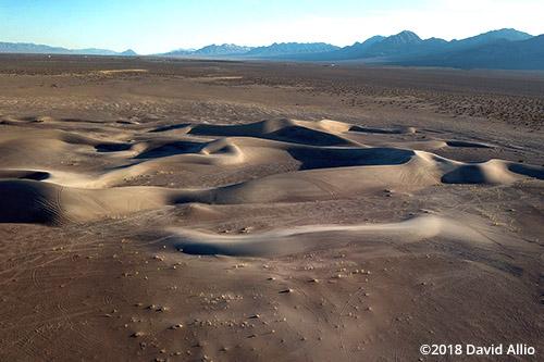 Mining Claims Big Dune Amargosa Dune Nye County Amargosa Valley Nevada Americana Collection
