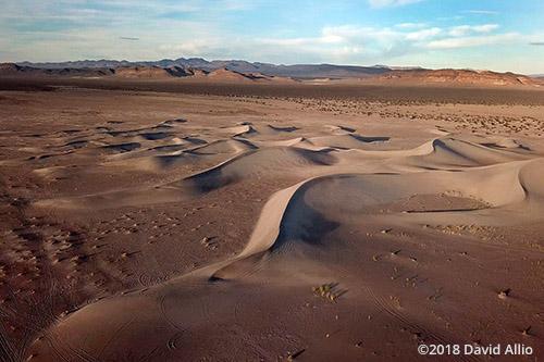 Critical Concern Big Dune Amargosa Dune Nye County Amargosa Valley Nevada Americana Collection