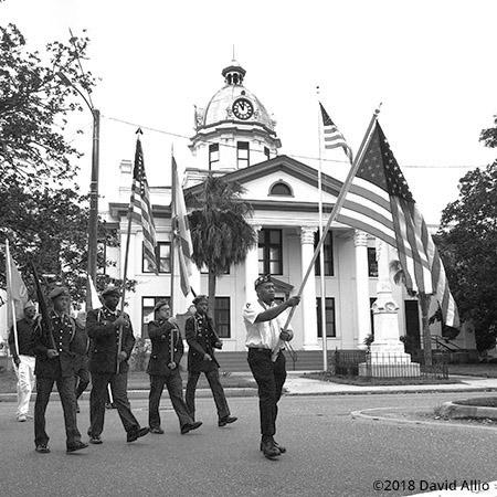 Veterans Day Parade Jefferson County Monticello Florida