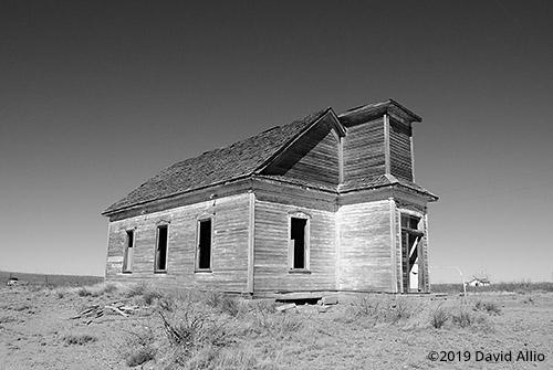 First Presbyterian Church of Taiban DeBaca County New Mexico