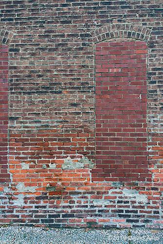 Brick Patchwork Danville Illinois 2019